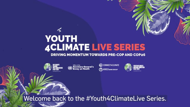 Getting Ready for Youth4Climate: Driving Ambition<br>Youth4Climate