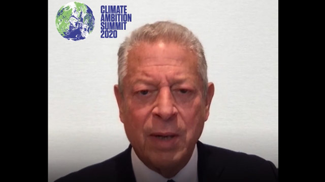 Al Gore's Call to Action